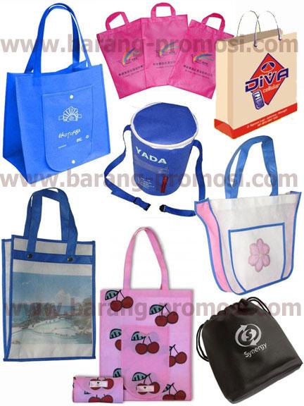barang promosi tas - goodie bag